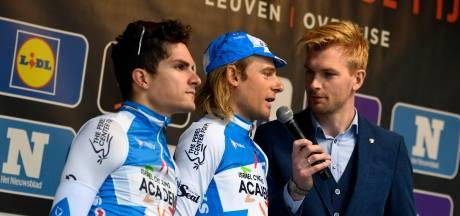 Van Winden mist Giro door val in Brabantse Pijl