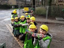 Leerlingen Carillon dragen steentje bij aan nieuwbouw Sonate in Etten-Leur