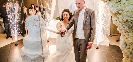 Bijzondere bruiloft voor Malak en Willem uit Almelo op een bijzondere datum