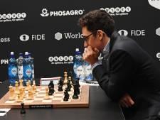 Opnieuw remise in schaaktweekamp