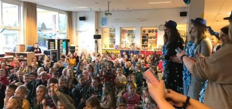 Feest op 'excellente' basisschool in Diepenheim: 'Moesten heel traject door'