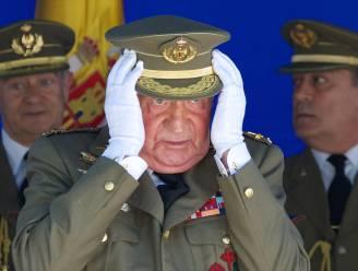 Juan Carlos, de altijd zo gevierde moderne koning, maakt een vernederende exit