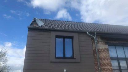 Schade aan dak buitenschoolse kinderopvang