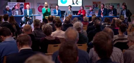 Eerste provinciaal lijsttrekkersdebat komt langzaam op gang: 'Waardeloos en onfatsoenlijk bestuur!'
