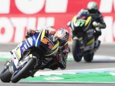 Bendsneyder buiten punten in GP van Oostenrijk