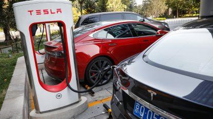 Tesla verlaagt prijzen van auto's in China tot er de allereerste 'gigafabriek' buiten de VS wordt gebouwd