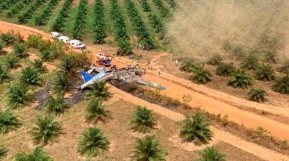 14 doden na crash regionaal lijnvliegtuig in Colombia
