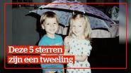 Dubbelkijken: sterren met een tweelingbroer of -zus