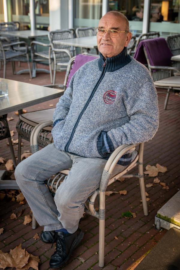 Geert van Aalst runde veertig jaar lang  café en zalencomplex Ancari in Doornenburg.