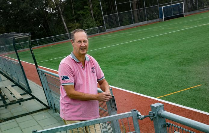 Peter Rozenveld clubman bij hockeyclub Maarheeze Clubhart