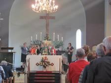 Mgr. Gerard de Korte gaat voor in eucharistieviering in Velddriel