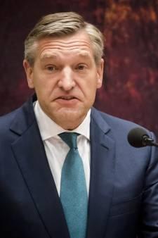 CDA aast op acht zetels in Staten; partijleider Buma breekt in Middelburg lans voor industrie