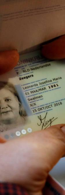 Leonne Zeegers uit Breda is nu officieel genderneutraal: 'Overheid heeft schop onder de kont gekregen'