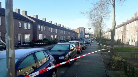 Twee mannen aangehouden na vechtpartij in Oudenbosch. Foto Wim van den Broek