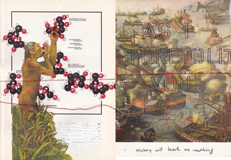Patricia Kaersenhout, The Dream of a Thousand Shipwrecks, 2009. Beeld Het Stedelijk Museum