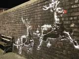 Banksy dévoile une nouvelle oeuvre