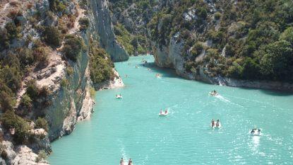 Tienerjongen (16) verdrinkt in populaire Gorges du Verdon