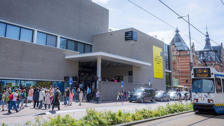 Het Van Gogh Museum gat zijn expertise tegen betaling aanbieden aan andere instellingen. Beeld ANP