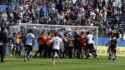 Bastia moet één thuiswedstrijd op neutraal terrein spelen na incidenten tegen Lyon