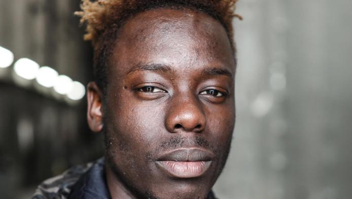 Peter Kaddu kwam acht jaar geleden naar Nederland en deed een leer-werktraject bij Braspenning BV.