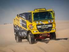 Team van de Laar baalt van neutralisatie Dakar-etappe: 'Wisten dat uitdaging in het einde van de proef zat'