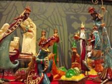 Meer dan honderd kerststallen in Sint Andreaskerk in Weurt