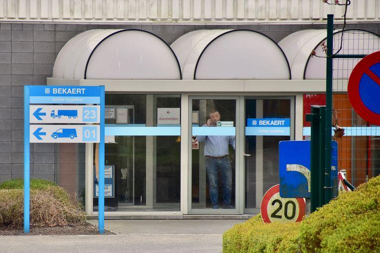 De afdeling Dramix in Moen, waar 70 mensen werken, gaat helemaal dicht.