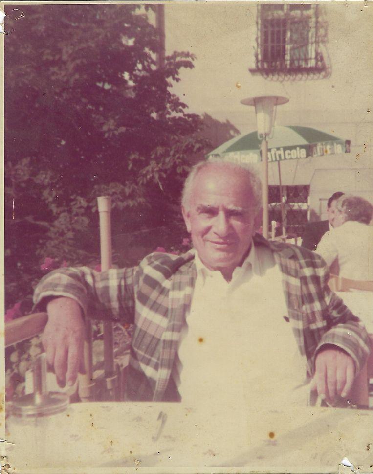 Robert Lewenstein (1905-1974), de zoon en opvolger van Emanuel Lewenstein. Beeld privé archief