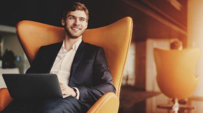 Voor het eerst meer dan 100.000 beginnende ondernemers in België