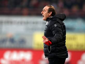 "KVKortrijktrainer Yves Vanderhaeghe roteert erop los: ""Offensief veel keuze"""
