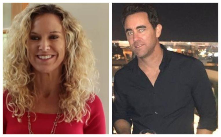 Slachtoffers Wendi Miller (48) en Darren Partch (38).