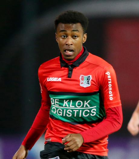 Goal Ndayishimiye niet genoeg voor NEC: 'We verdienden drie punten'