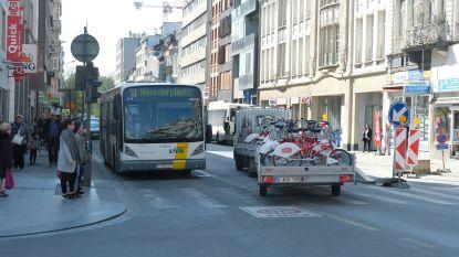 Welkom in de verkeersjungle van de Quellinstraat: district kiest wellicht voor zone 30 na heraanleg