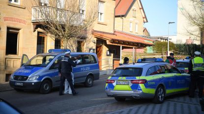 Familiedrama in Duitsland: man (26) schiet zes mensen, onder wie vader en moeder, dood en belt zelf politie