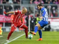 Bayern lijdt zeldzaam puntenverlies in eigen huis