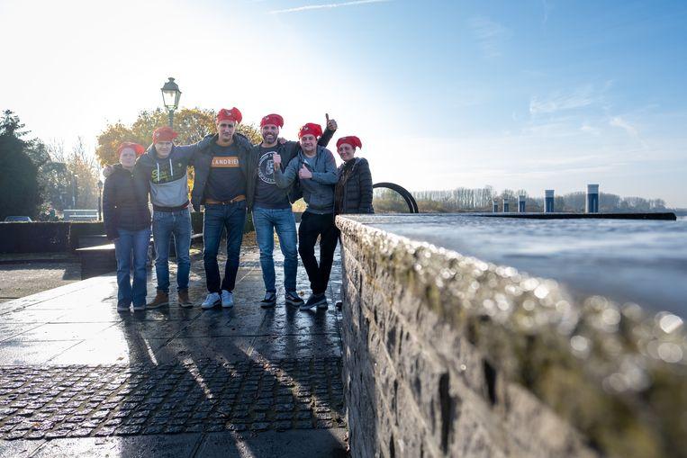 Vijf Sint-Amandse cafés organiseren samen 't Wintert op de Kaai.