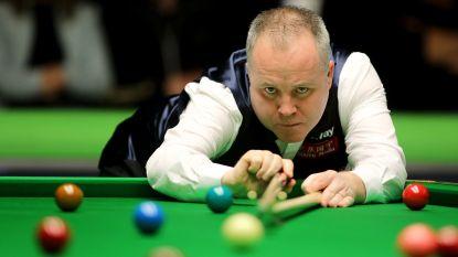 Van een bolwassing gesproken: John Higgins geeft Ronnie O'Sullivan 5-0 om de oren