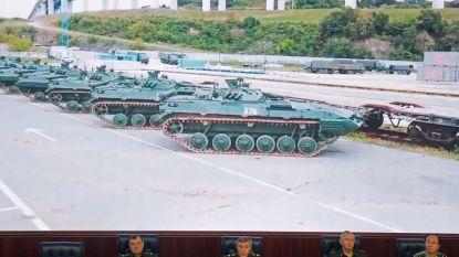 Rusland start grootste militair manoeuvre sinds de Koude Oorlog