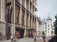 Nieuwste impressies: zo gaat POST Rotterdam in hartje stad er uitzien