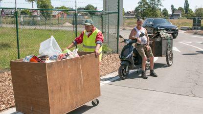 Vernieuwde recyclagepark Vlyminckshoek opnieuw open: dubbel zo groot en nieuwe indeling