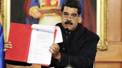 Amerikaanse regering besprak coupplannen met dissidente Venezolaanse officieren