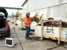 'Met auto van zaak naar de stort lukt niet in Molenlanden'