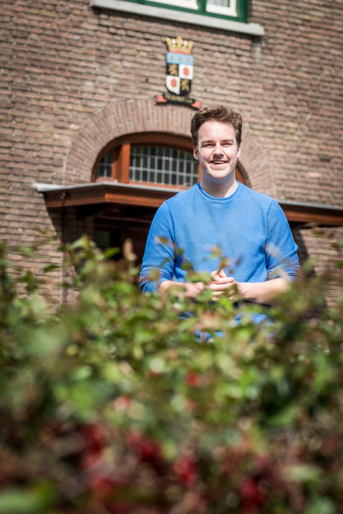 Jan Peter van Irsel wordt in de CDA-fractie 'JP2' genoemd.