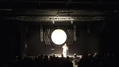 Jeugdhuis Club 9 stelt fuifzaal ter beschikking van creatievelingen