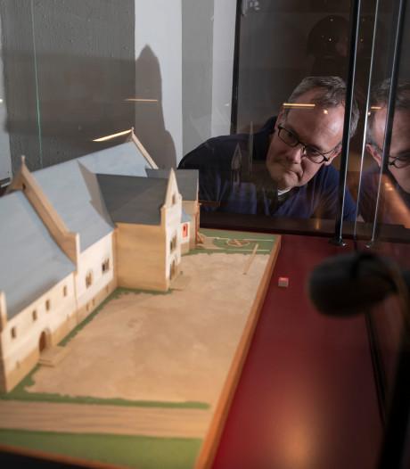 Plannen om een historische toeristische tijdreis onder 's-Gravenhof in Zutphen te maken