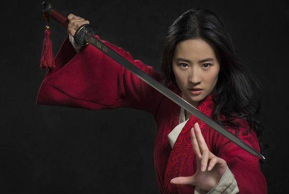 Liu Yifeit wordt Mulan.
