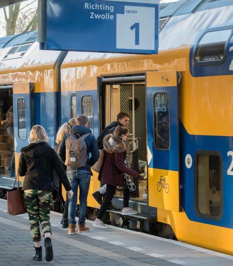 Veluwe wil trein met minder stops tussen Harderwijk en Zwolle
