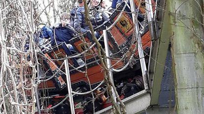'De Draak' vast in Plopsaland: inzittenden geëvacueerd