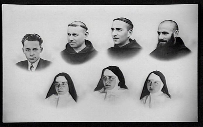 Zeven kinderen uit het katholieke gezin Löb, waarvan de ouders van joodse komaf waren, overleefden de oorlog niet.
