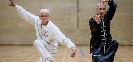 Kungfu beheerst het leven van de Maulany's uit Hengelo